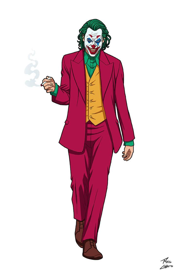 Joker 2019 By Phil Cho On Deviantart