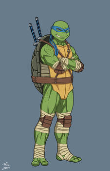 Leonardo (Earth-27) commission