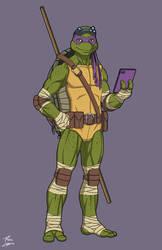 Donatello (Earth-27) commission