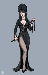 Elvira (Earth-27) commission