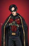 Jason Todd (Batman: Death of Robin) commission
