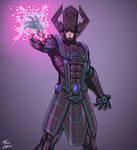 Galactus commission