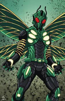 Doctor Swarm OC commission