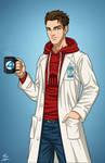 Peter Parker commission
