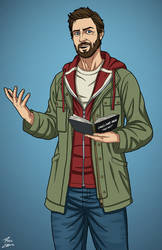 Chuck Shurley (Earth-27) commission