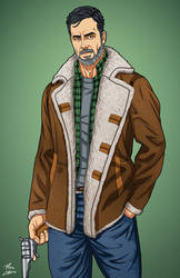 John Winchester (Earth-27) commission