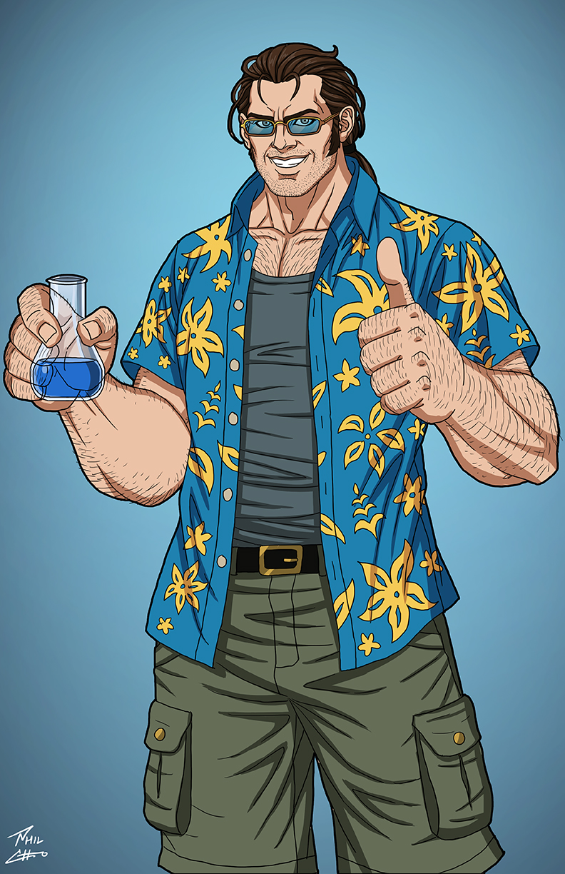 Hank McCoy [1993] (Earth-27M) commission