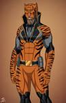 TigerClaw OC commission