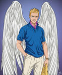 Warren Worthington III [1993] (E-27M) commission