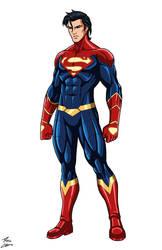 Superman X commission