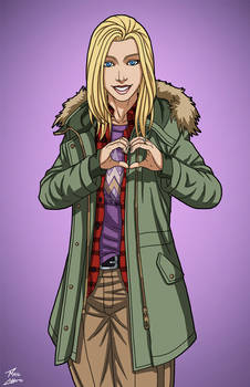 Stephanie Drake (Earth-27) commission