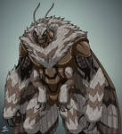 Charaxes (Earth-27) commission