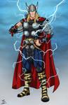 Thor v.2 commission