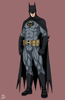 Batman (E-27: Enhanced) v.2 Full Body