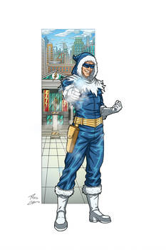 Captain Cold commission