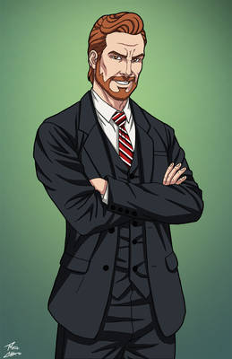 Walter Peck (Earth-27) commission