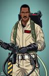 Winston Zeddemore [Ghostbuster] (E-27) commission