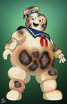 Stay Puft v.2 (Earth-27) commission