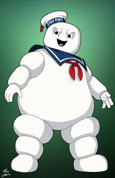 Stay Puft (Earth-27) commission
