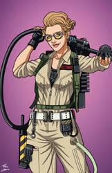 Jillian Holtzmann Ghostbuster E27 Web