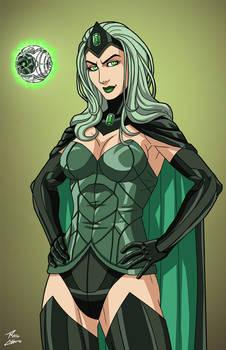 Emerald Empress (Earth-27) commission