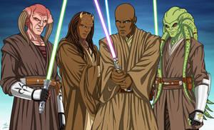 Jedis commission