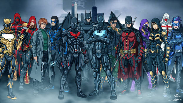 Batman Beyond the Kingdom