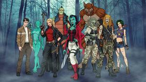 Creature Commandos (Earth-27)