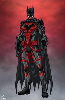 Fall of Man: Batman commission