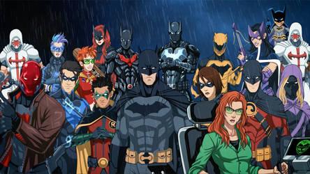 Bat-Family (Earth-27)