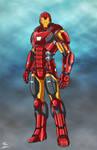 Iron Man commission