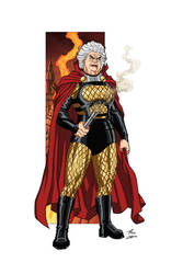 Granny Goodness commission