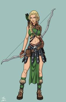 Artemis (Classical) [NeOlympus] commission