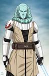 Hallan Krintu (Star Wars) commission