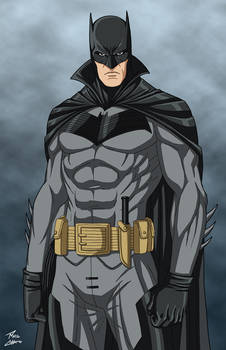 Batman (White Knight) commission