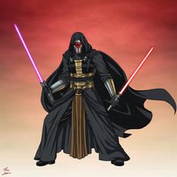 Revan (Star Wars) commission