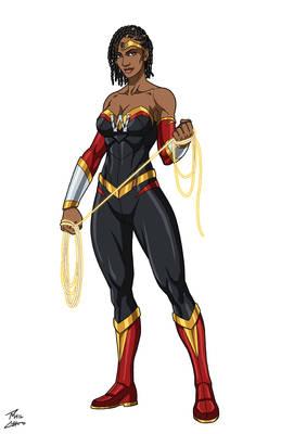 Black Wonder commission