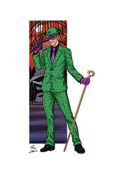 Riddler commission