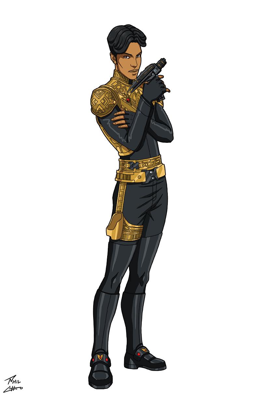 Captain Nelson Rogers commission
