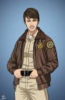 Jody Mills (Earth-27) commission