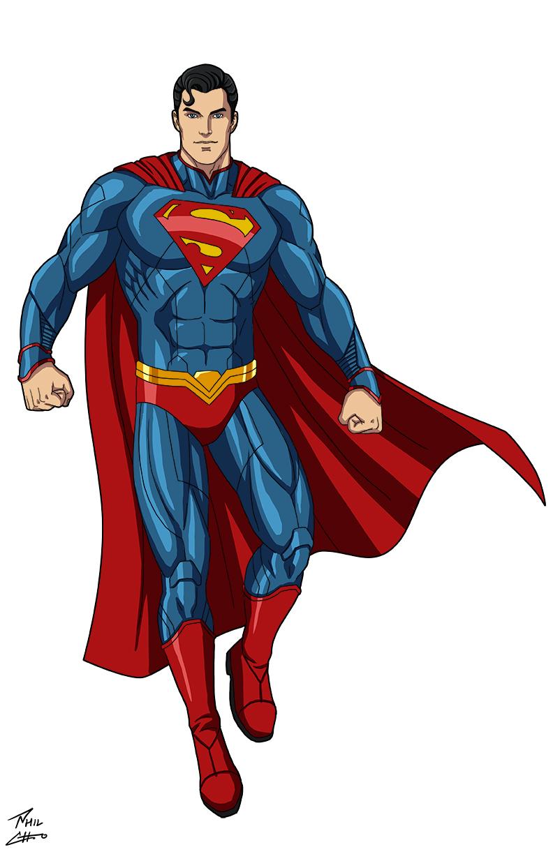 Superman (Fortnite) commission