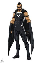 Black Condor commission