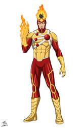 Firestorm commission
