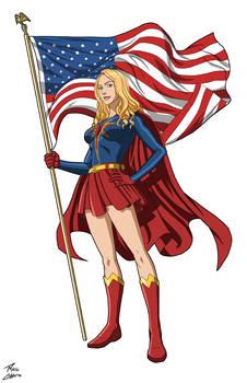 Supergirl Alt commission