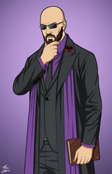 Grigori Rasputin (Earth-27) commission