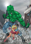 pant's Savage Dragon colored