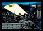 Milk242's Batman and Catwoman