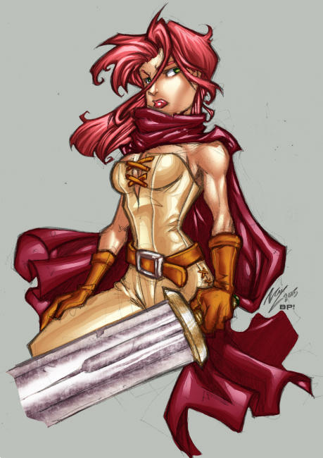 airold's Red colored by TheBob74