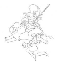 Steven Universe ( not finished ) by EduardoGAP