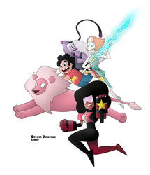 FanArt - Steven Universe by EduardoGAP